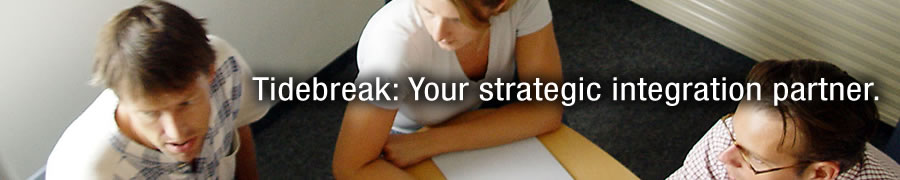 Tidebreak: Your strategic integration partner.